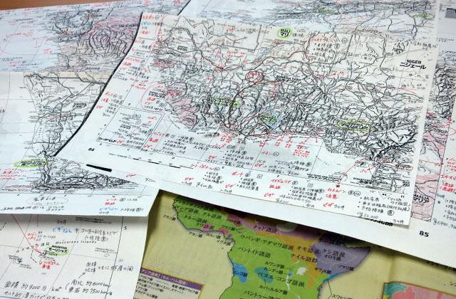 世界一周旅行計画