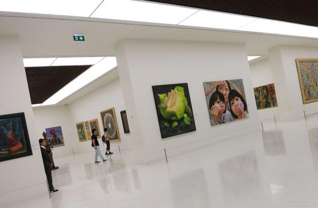 MOCA 現代美術館 バンコク