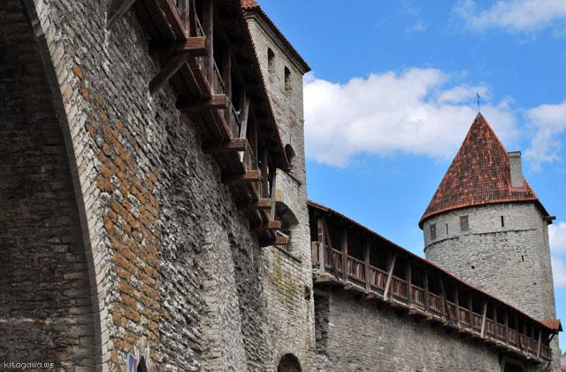 タリン城壁
