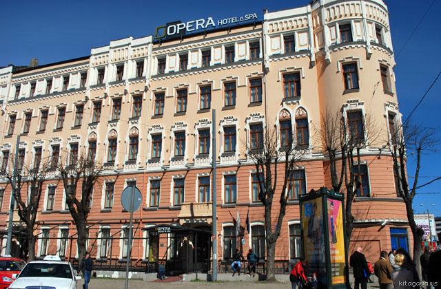 オペラ・ホテル&スパ リガ ラトビア