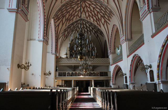 聖ヨハネ教会 リガ