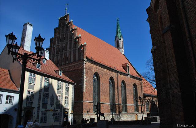 聖ヨハネ教会 ラトヴィア