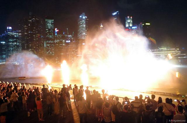 ワンダフル シンガポール