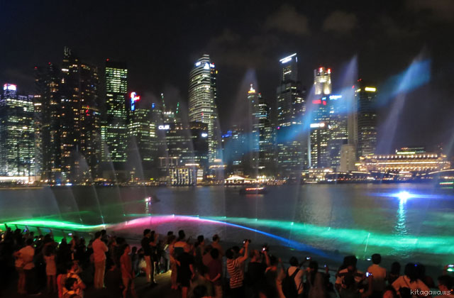 ワンダーフル シンガポール