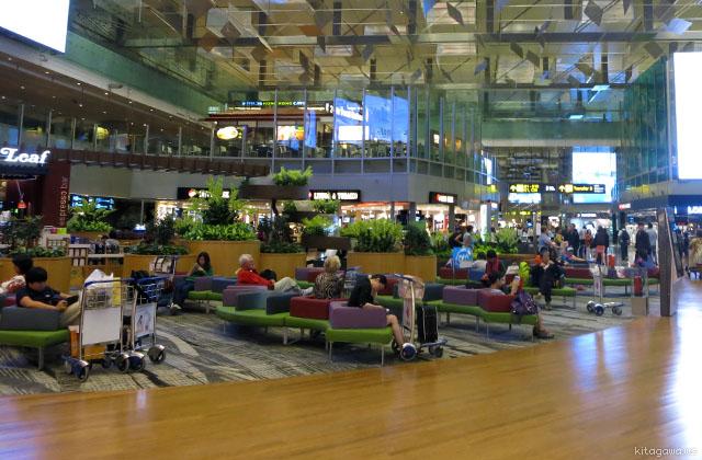 チャンギ国際空港 第3ターミナル
