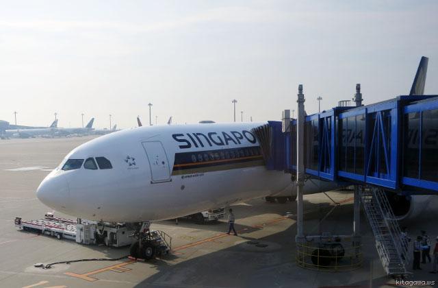 シンガポール航空 エアバスA330-300