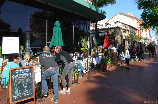 Market Wine Bistro, Santa Barbara