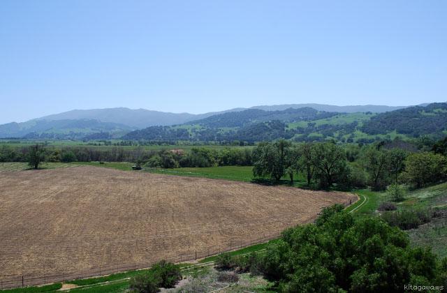 Santa Ynez Valley サンタイネズバレー