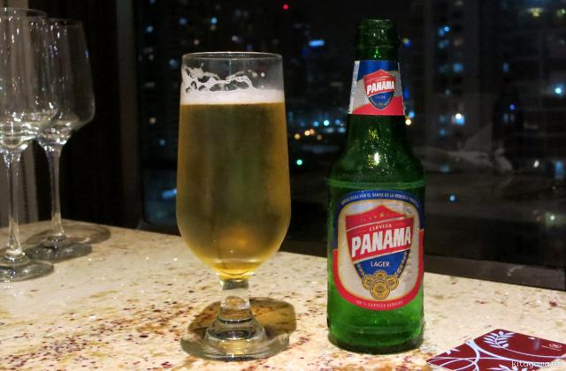 CERVEZA PANAMA (パナマのビール)