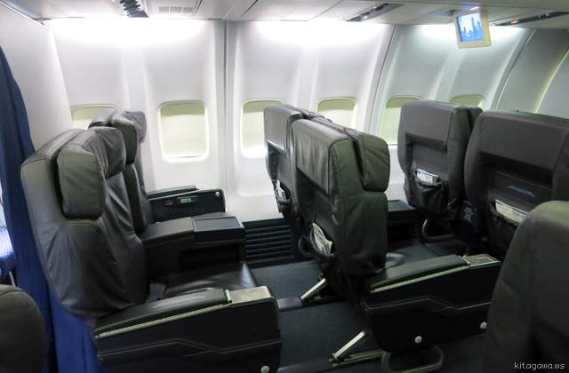 コパ航空ビジネスクラス