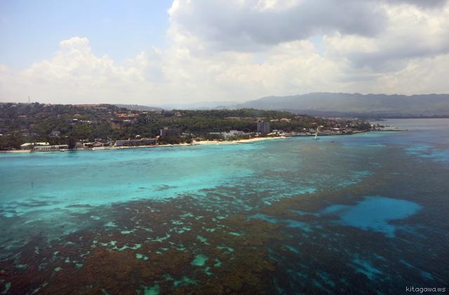 ジャマイカ 行き方 ビジネスクラス 飛行機