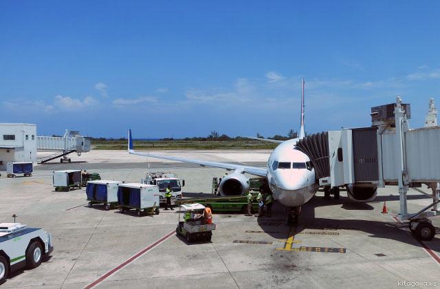 ジャマイカ 行き方 飛行機