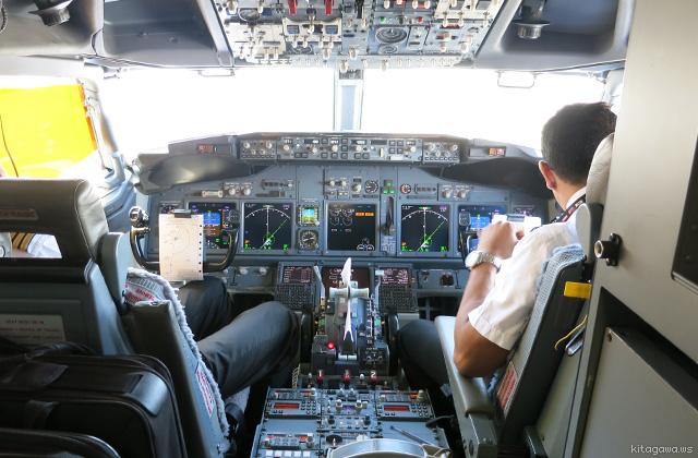 コパ航空B737-800ビジネスクラス搭乗記
