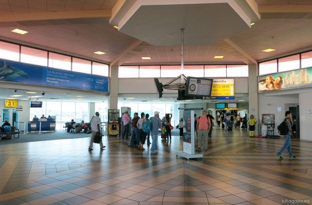 パナマ トキュメン国際空港