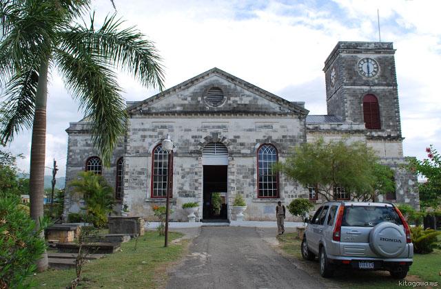 セントジェームスパリッシュ教会