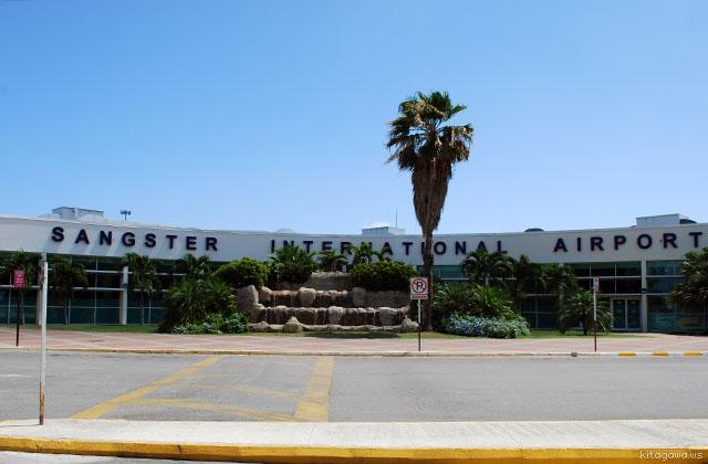モンテゴベイ サングスター国際空港
