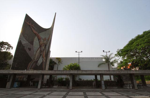エルサルバドル美術館 サンサルバドル
