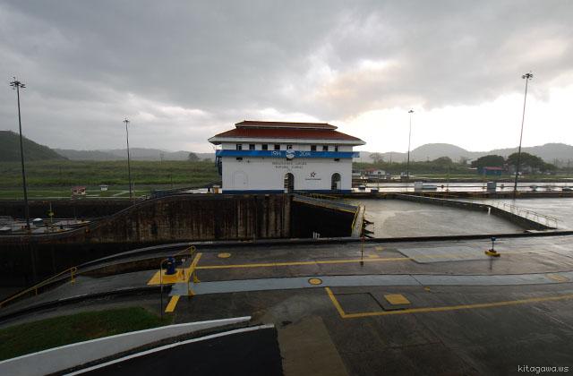 パナマ運河 観光