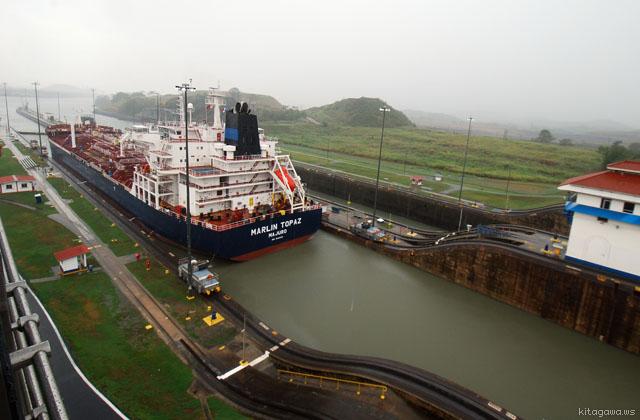 パナマ運河 旅行記