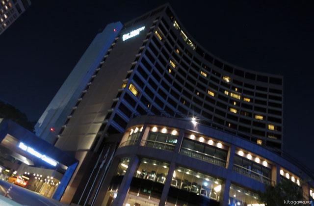 ウェスティン朝鮮ホテルソウル