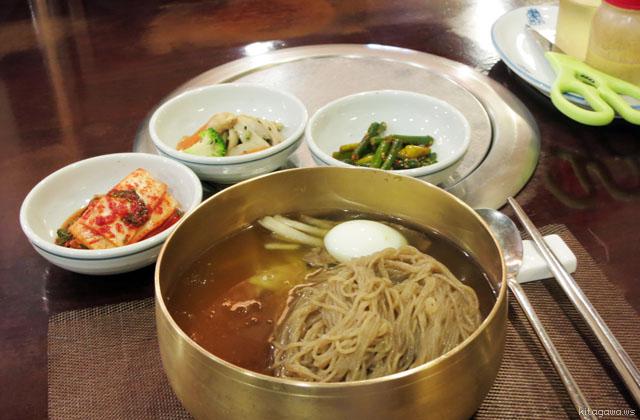平壌式冷麺