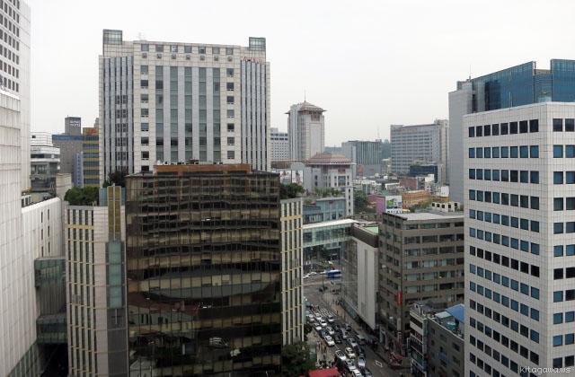 ウェスティン朝鮮ホテルソウル The Westin Chosun Seoul