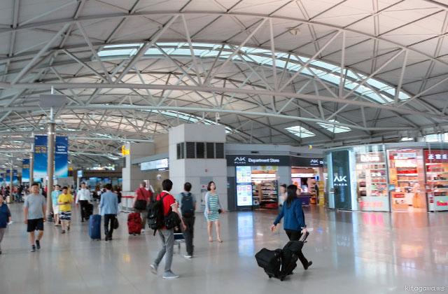 韓国ソウル仁川国際空港