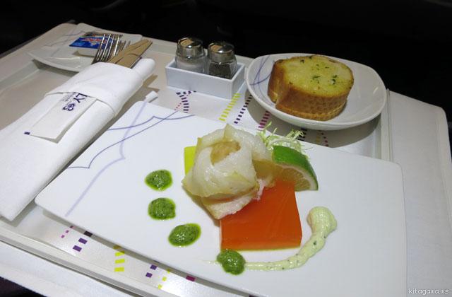 タイ航空TGビジネスクラス搭乗記