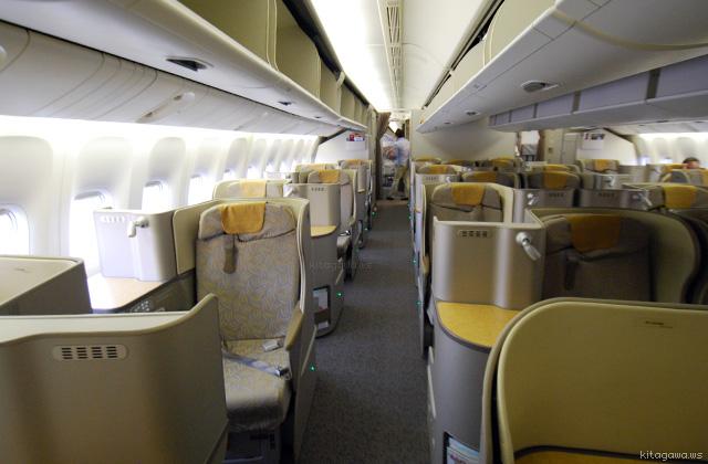 アシアナ航空B777-200ビジネススマーティウムクラス搭乗記
