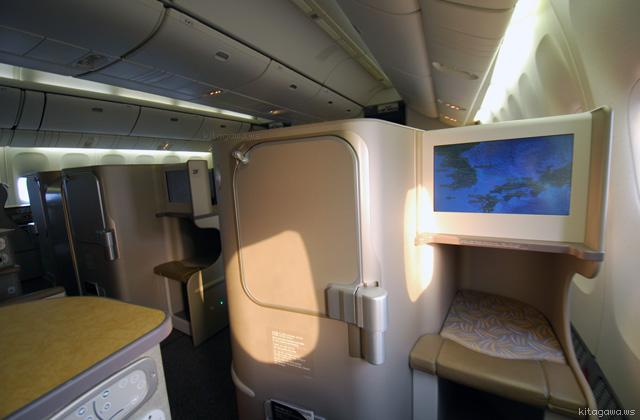 アシアナ航空OZビジネスクラス搭乗記