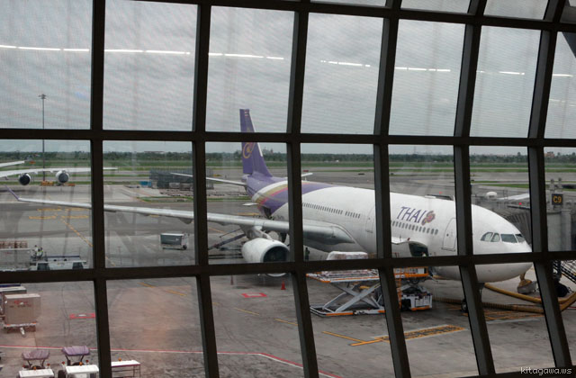 タイ航空ヤンゴン線