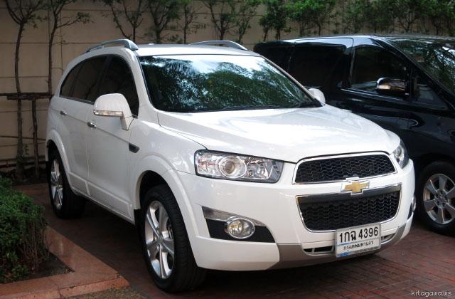 Chevrolet Captiva シボレー キャプティバ