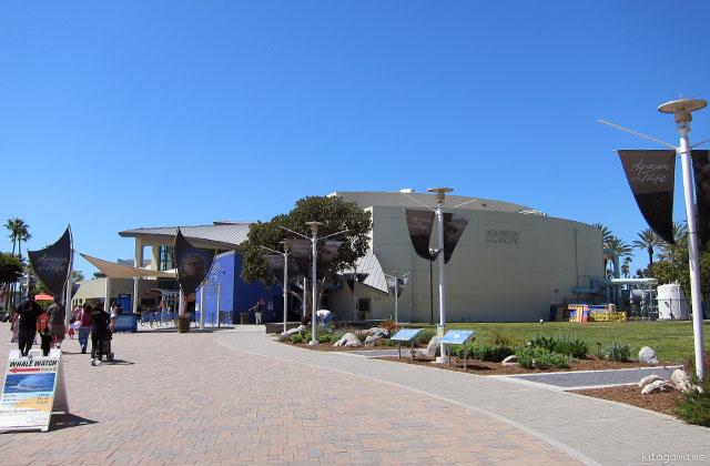Aquarium of the Pacific ロングビーチ水族館