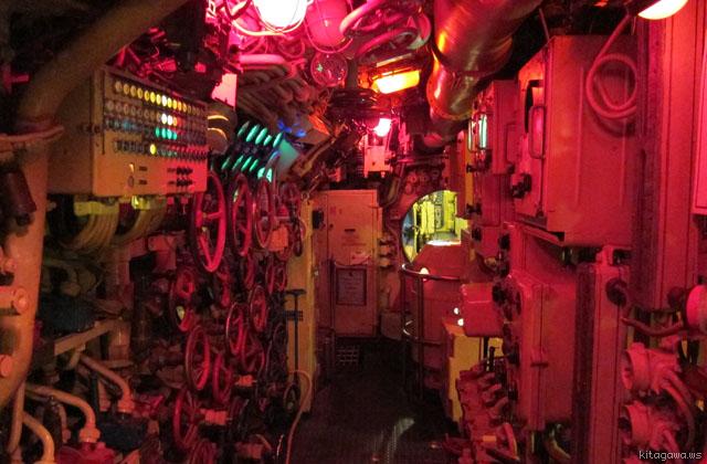 旧ソ連 スコーピオン 潜水艦