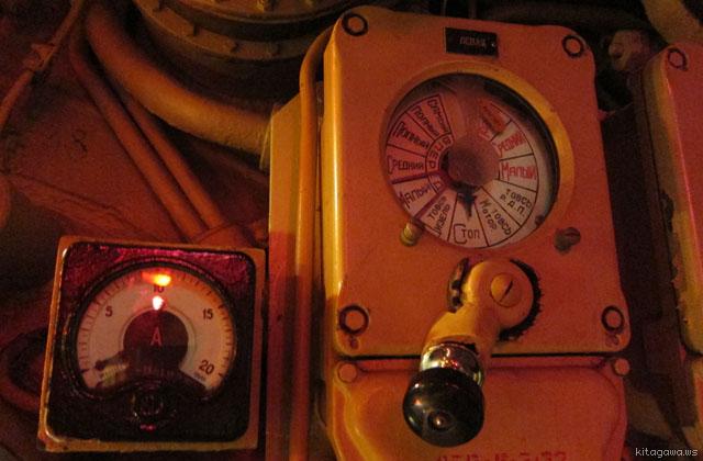 ロシア潜水艦 スコーピオン