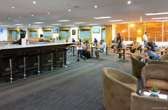 エルサルバドル空港 サンサルバドル スターアライアンスラウンジ