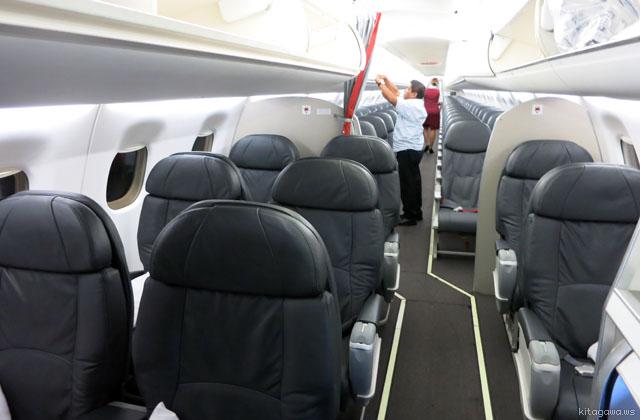 タカ航空 ビジネスクラス搭乗記