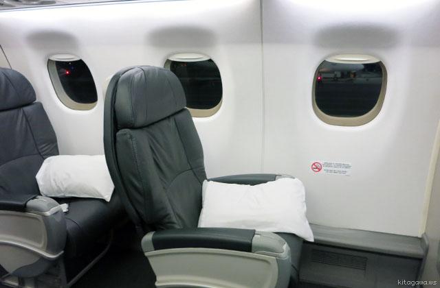 タカ航空 アビアンカ航空 ビジネスクラス搭乗記