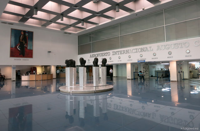 アウグスト・セサル・サンディーノ国際空港