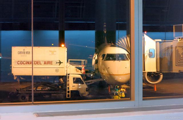 コパ航空COPAエンブラエルE190ビジネスクラス