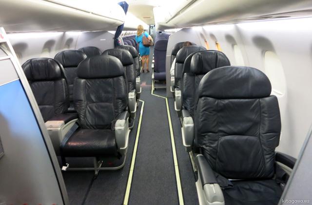 コパ航空 COPA ビジネスクラス搭乗記