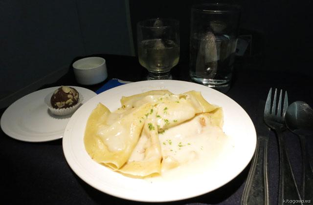 コパ航空 COPA 機内食