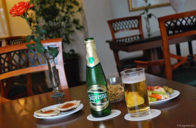 エルサルバドル ビール Cerveza Suprema スプレーマ