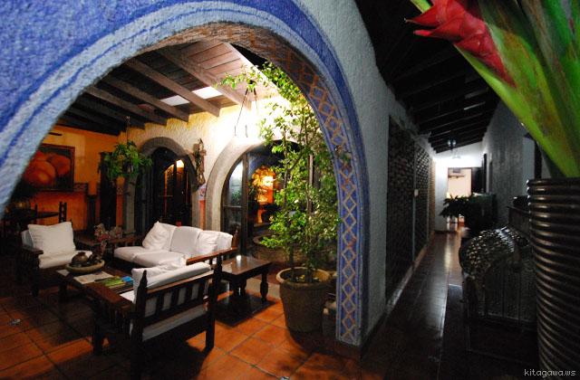 Hotel Casa Naranja ホテルカサナランハ