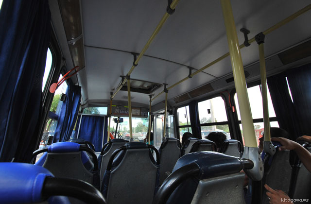 マナグアからグラナダ バス