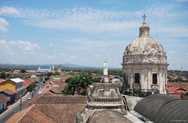 メルセー教会 ニカラグア