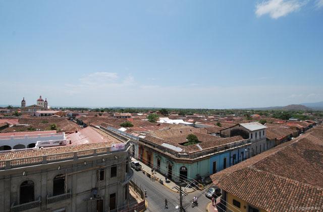 ニカラグア グラナダ