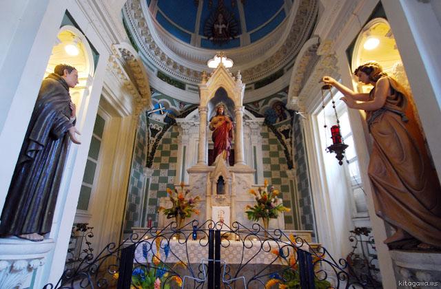ラ・メルセー教会 ニカラグア グラナダ