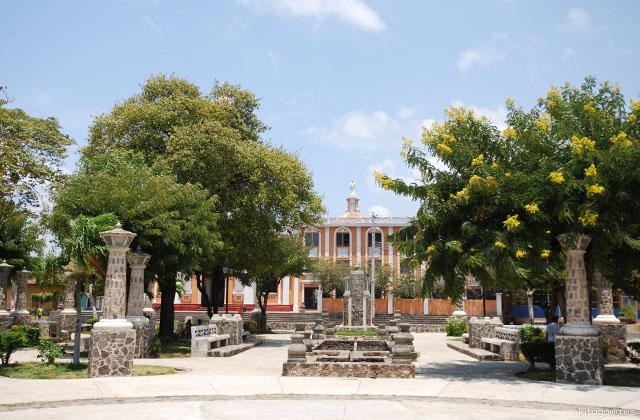 ハルテバ公園 Parque Xalteva