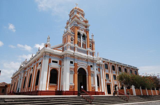 ハルテバ教会 Xalteva Church